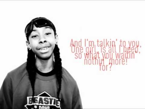 Mindless Behavior - Valentine's Girl (Lyrics Included)