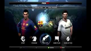 PES 2012 - PESEdit patch 4.1 - Showcase (PC/HD)