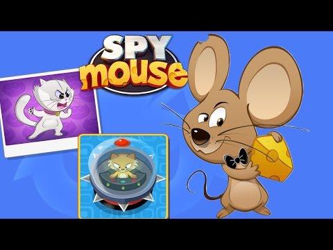мышка spy игра