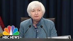 Janet Yellen: Interest Rate Hike Is A Vote Of Confidence In U.S. Economy | NBC News