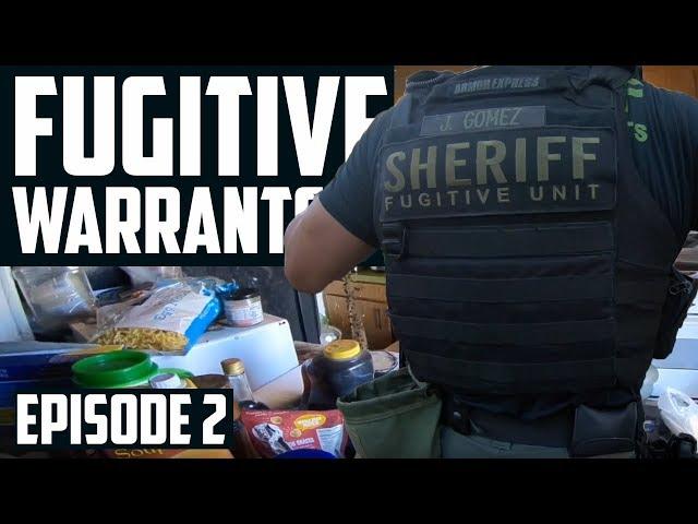 Fugitive Warrants - Episode 2 - Palm Beach County Sheriff's Office
