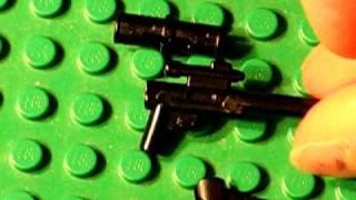 Lego bir AK-47 nasıl