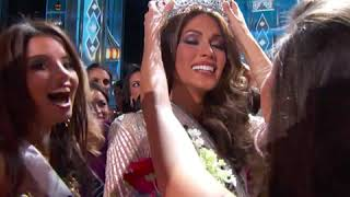 CROWNING MOMENT: Miss Universe 2013