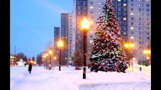 """Новогоднее настроение - Музыка из к-ф """"Ирония судьбы или с лёгким паром"""" М. Таривердиева"""