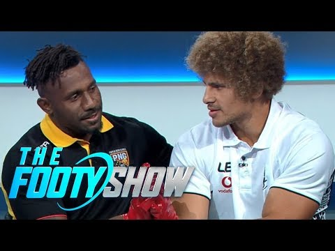 Double Jinx: Pacific Test Edition   NRL Footy Show 2018