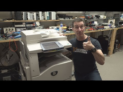 EEVblog #1100 - Dumpster Photocopier Repair