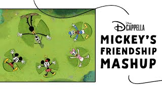 Смотреть клип Dcappella - Mickey'S Friendship Mashup