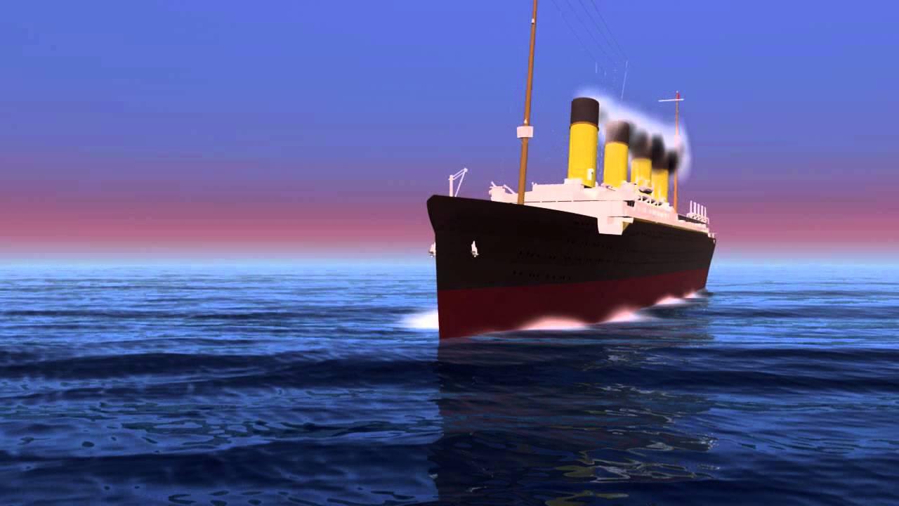 Titanic - Effects Animation