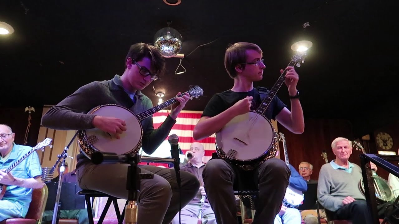Wednesday Night | pgh-banjo-club