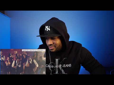 CHIP - AMAZING MINDS FEAT GIGGS (OFFICIAL VIDEO)   HARLEM NEW YORKER (INTERNATIONAL FERG) REACTION
