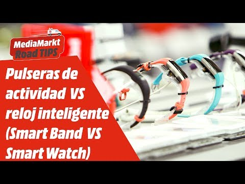 fotos oficiales 8db83 a53e9 Smartwatch VS pulseras de actividad ¡FIGHT!