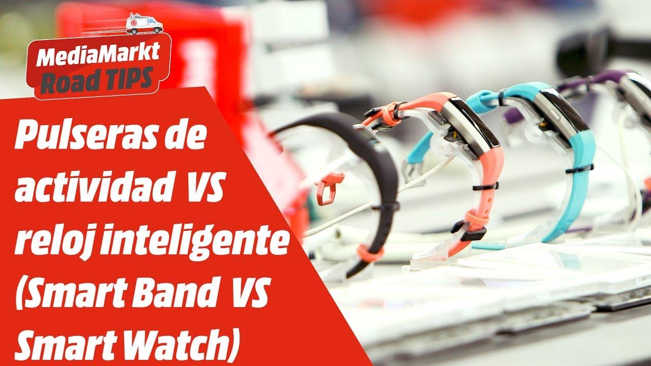 fábrica auténtica 110b5 083e9 Smartwatch y Relojes Inteligentes para Mujer, Niño y Hombre ...