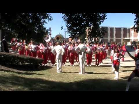 Pride of Augusta vs Tri City High School Battle
