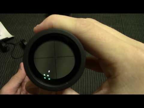 Unboxing: Nikon ProStaff 3-9X40 Rifle Scope (Nikoplex Reticle)