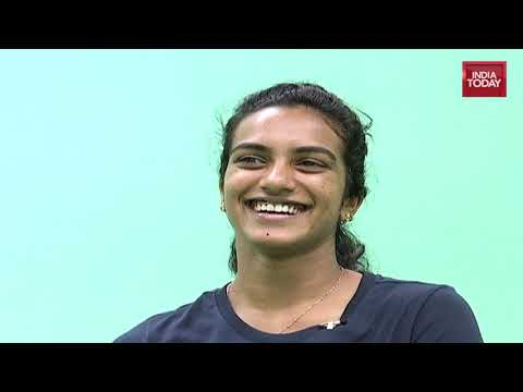 Exclusive: P.V Sindhu