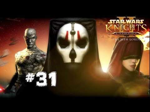 Knights Of The Old Republic II: The Sith Lords | Episode 31 | Ruins Of Korriban