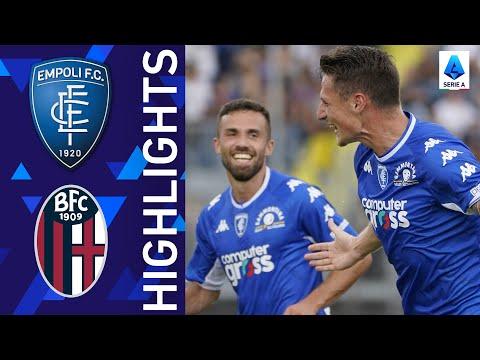Empoli Bologna Goals And Highlights