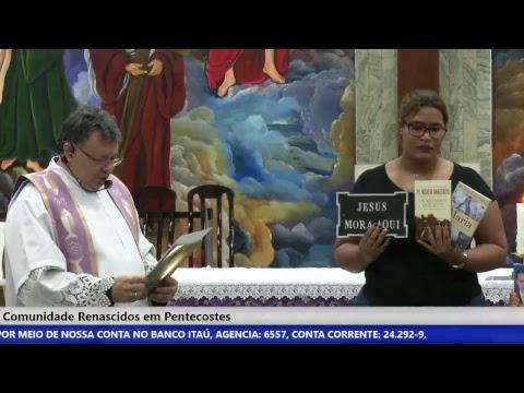 Segunda Missa de Cura - 06/12/2018