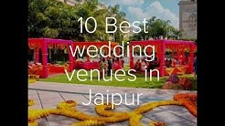 The 10 most royal venues for destination wedding in jaipur