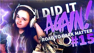 Road to Dark Matter #15 - I DID IT AGAIN!