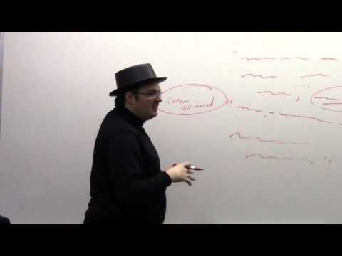 Sanderson 2012.10 - Dialogue & Prose
