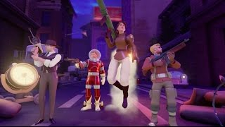 Fortified - Character Trailer