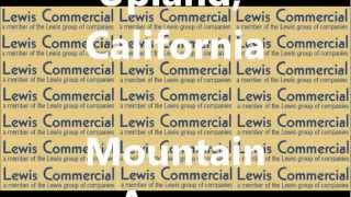 mountain arrow center medical retail office for lease in upland california