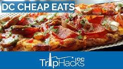 Best CHEAP Restaurants in Washington DC