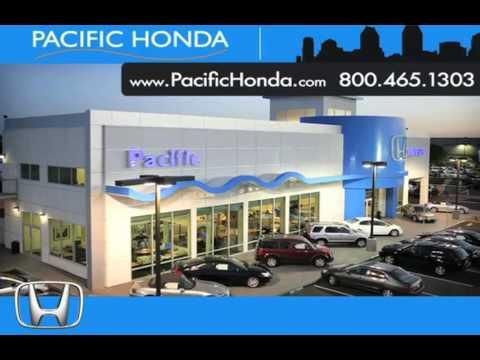 San Diego, CA   Pacific Honda Dealer Review