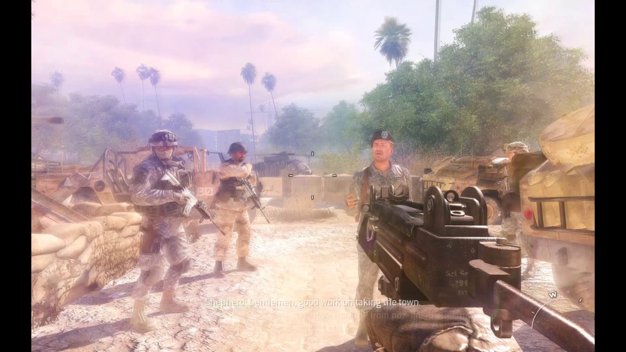 Call of duty Modern warfare 2 Remastered Graphics Mod [Available Now]