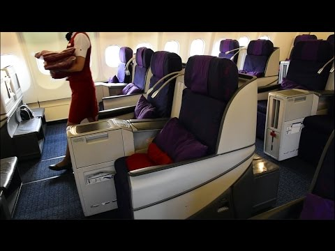 Air China A330 Business Class Seoul Incheon to Beijing