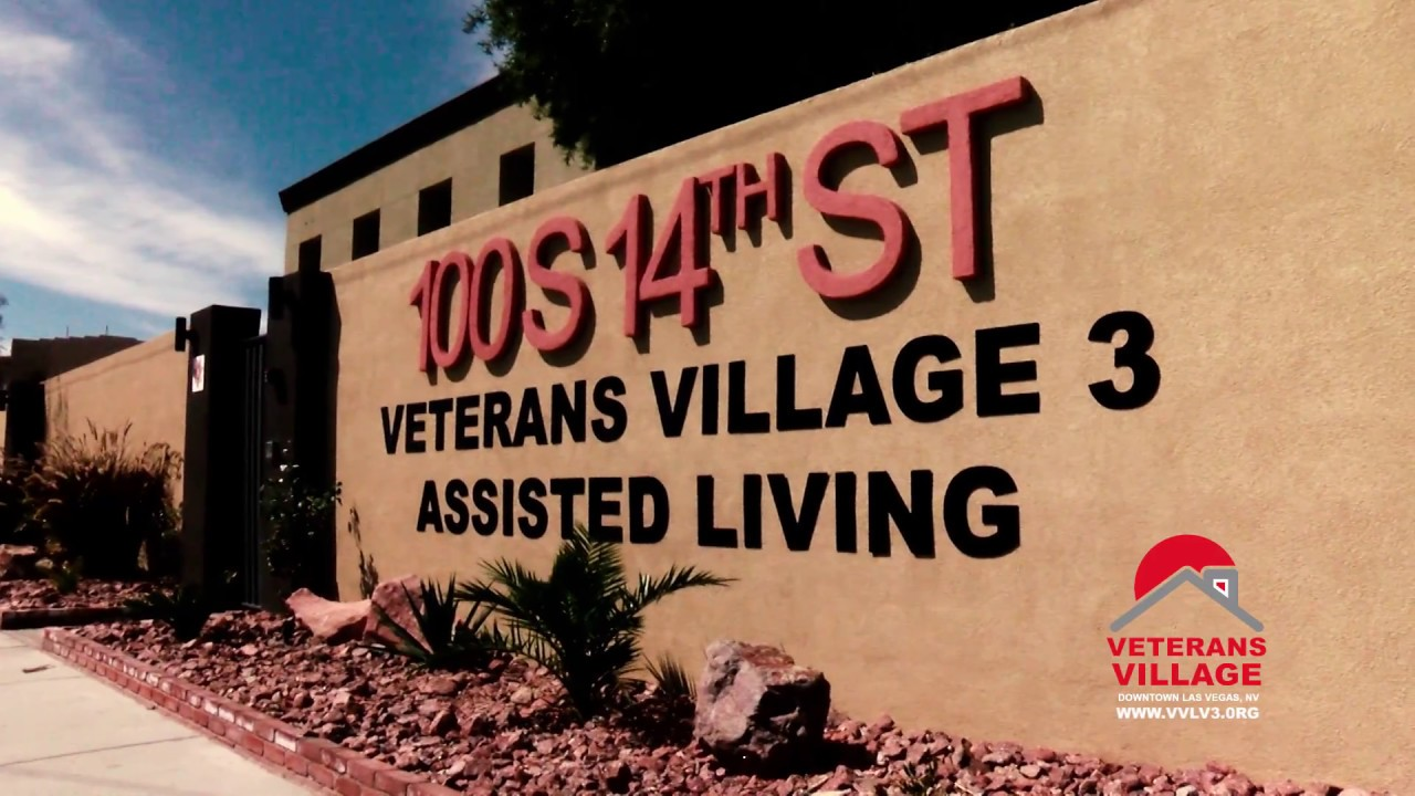 Press Releases – Veterans Village Las Vegas