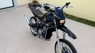 Dt Lc 100 cc Hugo.L nova pintura e Rotor MVT by: BARacing