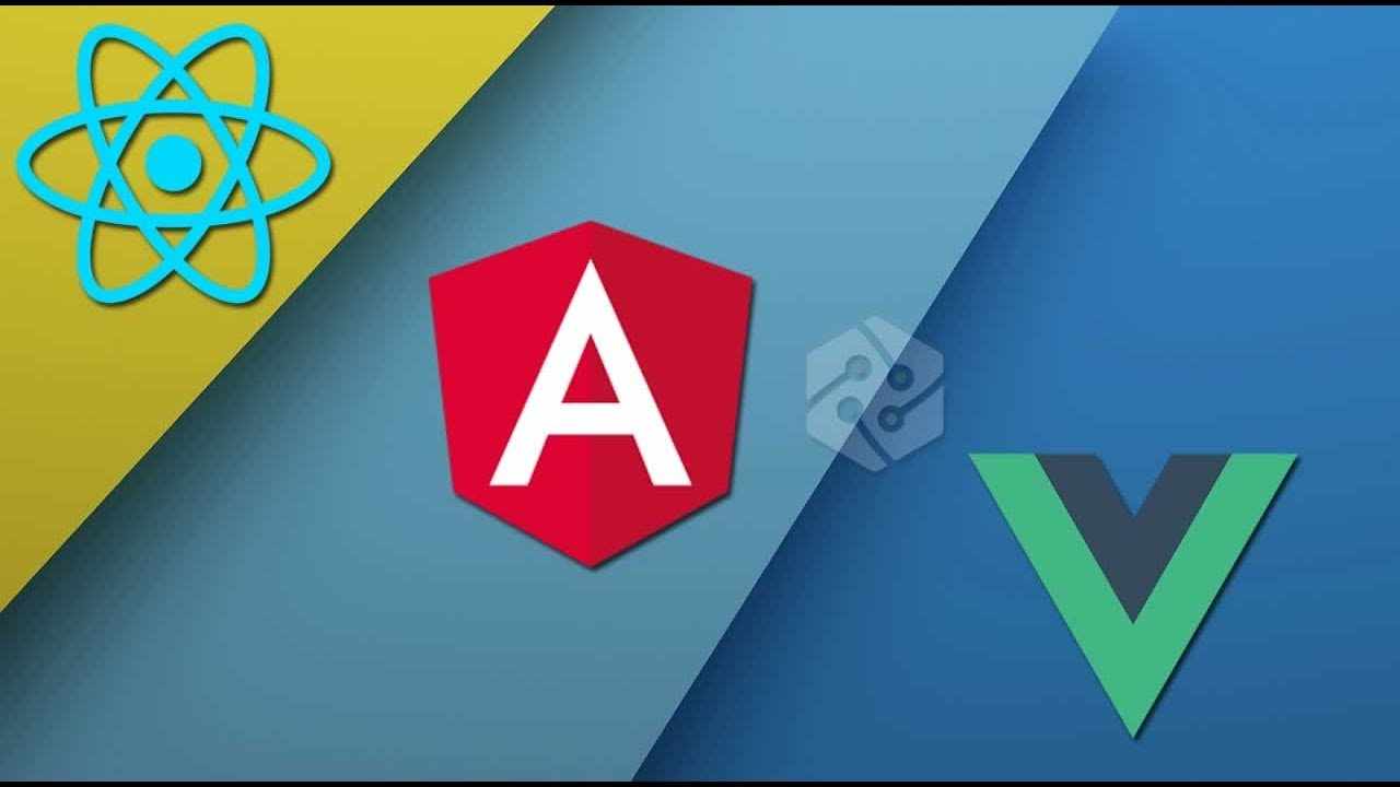 React vs Angular vs Vue.js