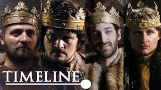 The Real Game of Thrones | Britain's Bloodiest Dynasty | Livestream