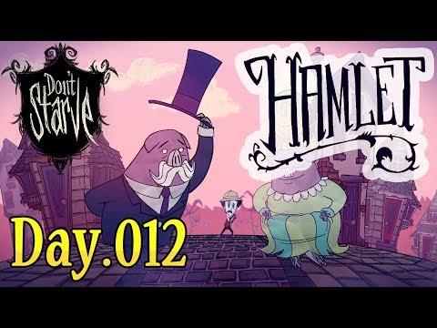 【ふしぎ豚サバイバル】Dont Starve: Hamlet (EA) をふつうに実況プレイ Day012