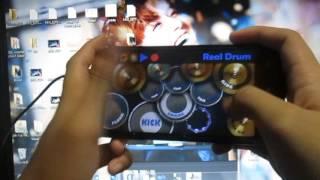 Luis Fonsi - Despacito ft. Daddy Yankee - Real Drum App Cover ( Jobelle Mendoza )