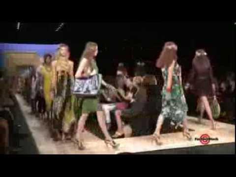 DVF - New York Fashion Week Spring Smmer 2010 Diane Von Furstenberg Runway Show NY
