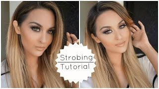 strobing tutorial l define without contouring