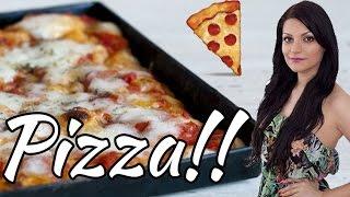 Pizza selber machen alla Fashionpupa (Für 2 Personen)