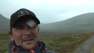 John O,Groats to Lands End bicycle ride 2016