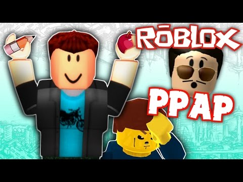 ESCAPA DE PEN PINEAPPLE APPLE PEN | Roblox PPAP