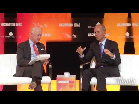 Dennis Muilenburg / Washington Ideas 2017