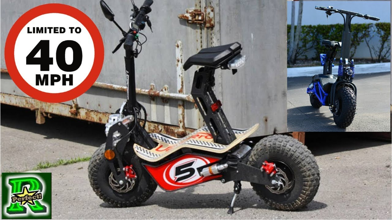 Fast Electric Scooter 40mph 2019 Must Know 1 Tip Before Ing