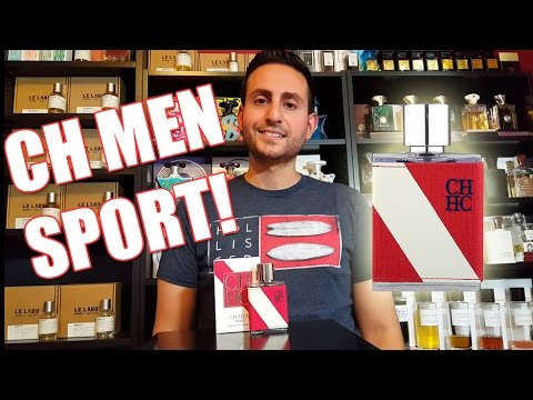 CH Men Sport by Carolina Herrera Fragrance / Cologne Review