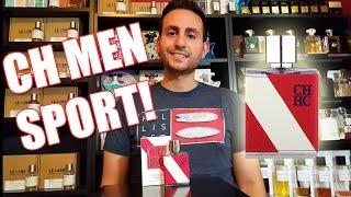 CH Men Sport by Carolina Herrera Fragrance / Cologne Review