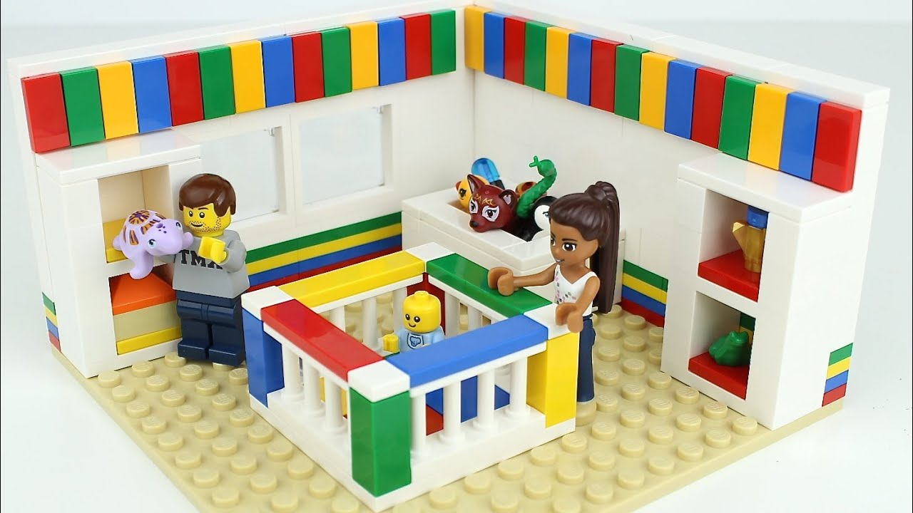 Lego Babys Play Room Last In The Baby Series Youtube
