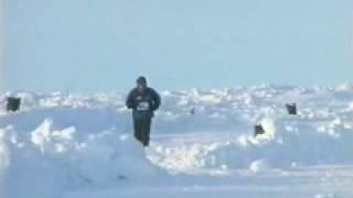 2004 North Pole Marathon by Red Moon