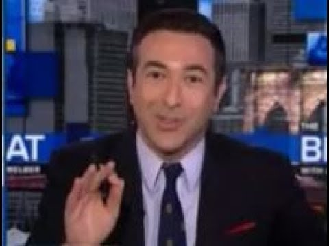 Alan Dershowitz rips fake news MSNBC Ari Melber 'What an Insulting Question'