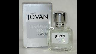 Review Jovan Ginseng N R G